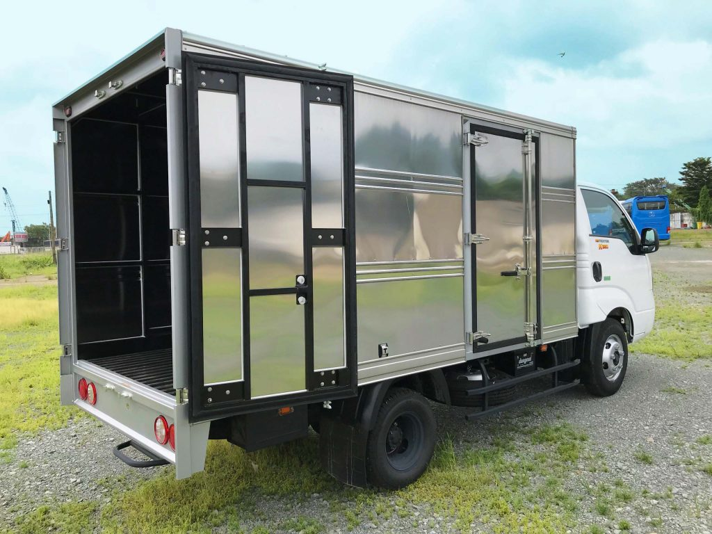 xe tải nhẹ thaco kia k250 thùng kín