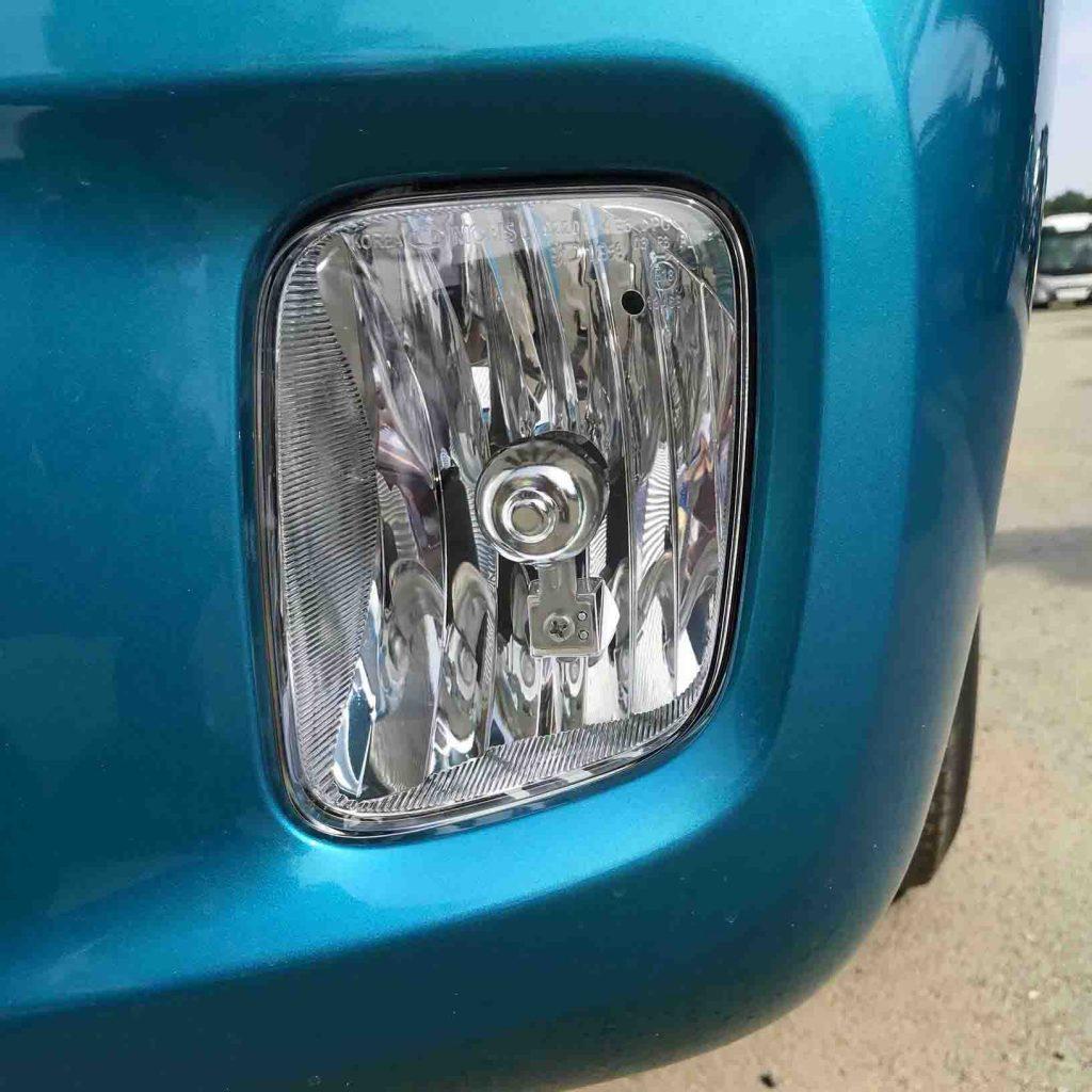 đèn sương mù xe tải nhẹ thaco kia k200