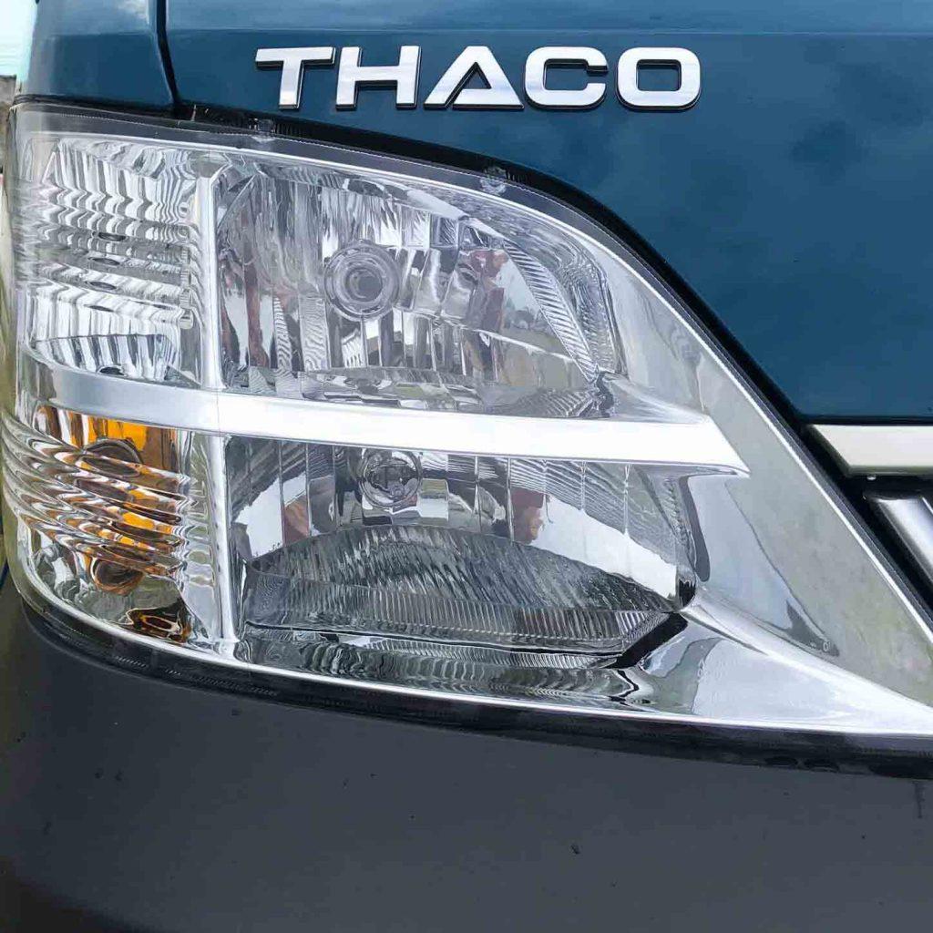 Cụm đèn đầu halogen, đèn báo rẽ xe tải nhỏ thaco towner 990