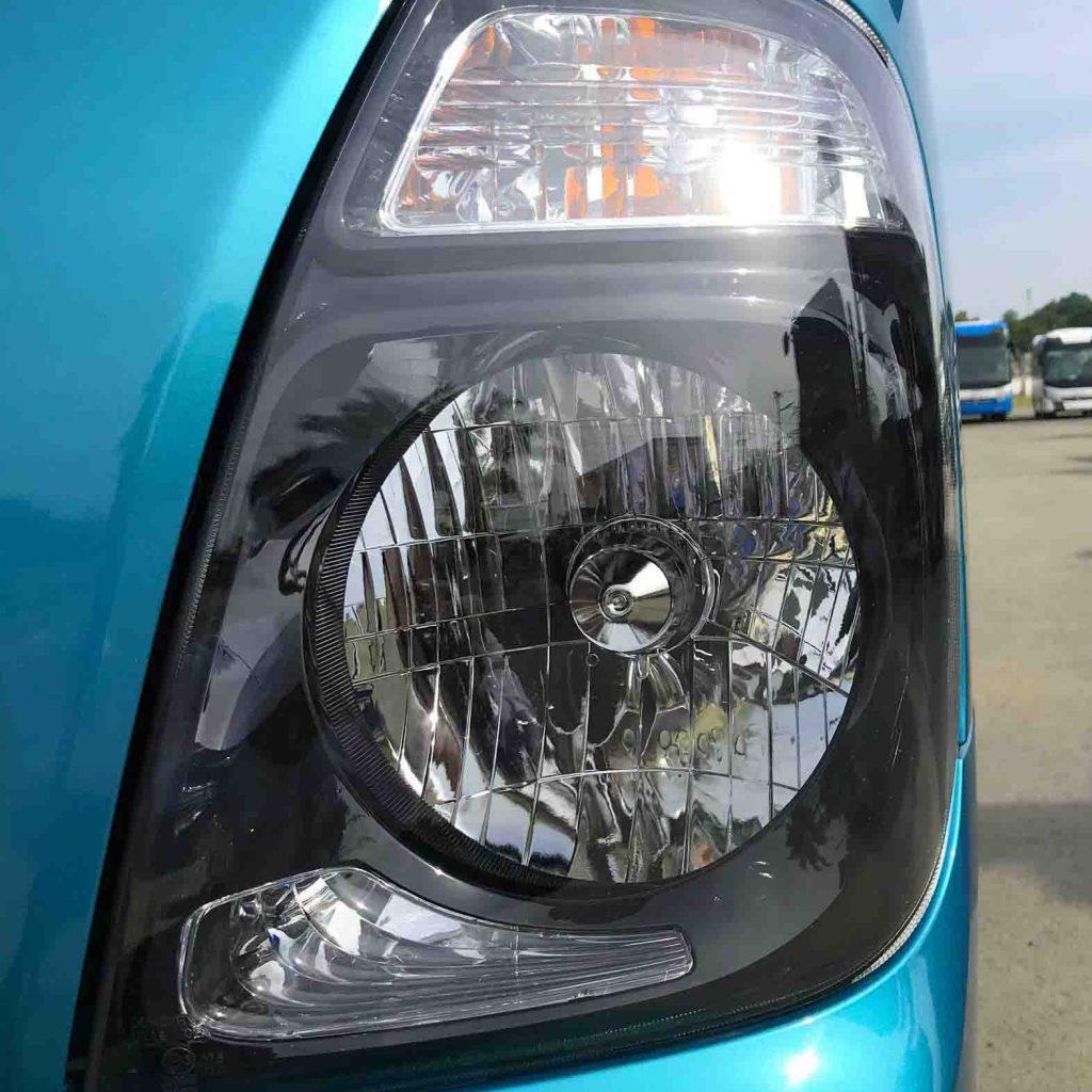 Cụm đèn đầu halogen xe tải nhẹ thaco kia k200