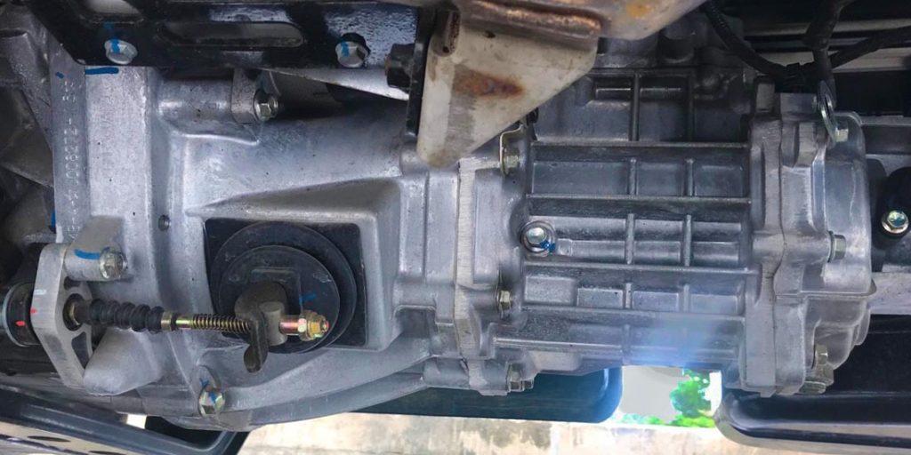 Hộp số xe tải nhỏ Thaco Towner 990