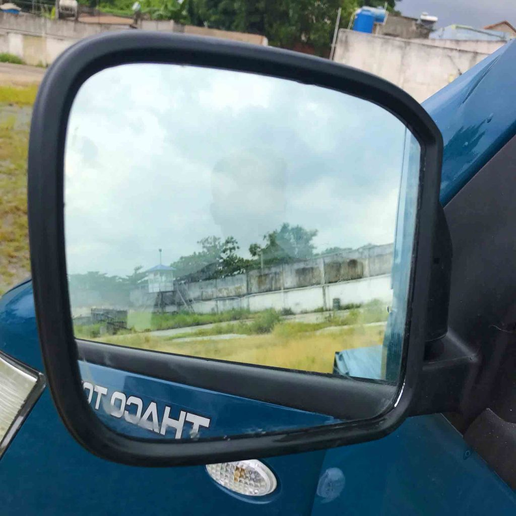 Kiếng chiếu hậu xe tải nhỏ thaco towner 990