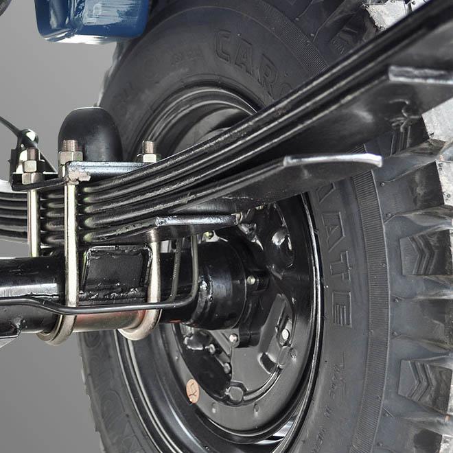 Nhíp sau xe tải nhỏ Thaco Towner 990