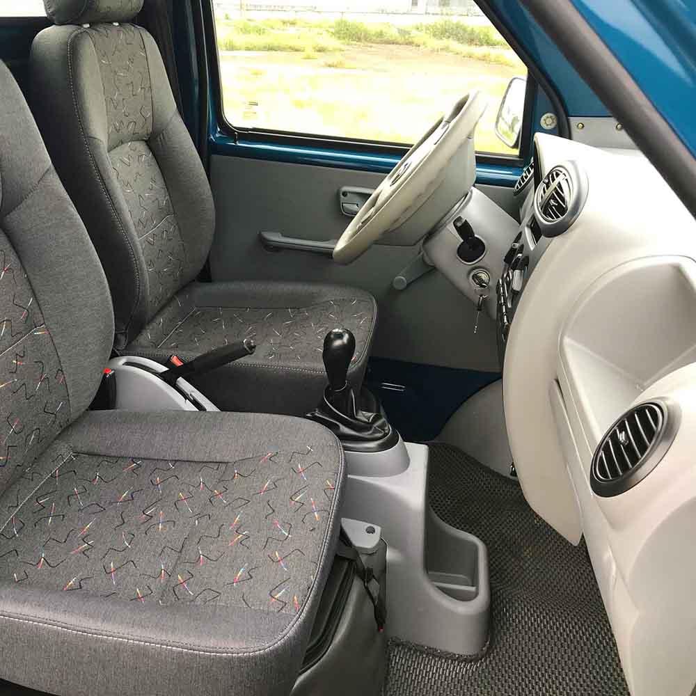 Tổng thể nội thất xe tải nhỏ thaco towner 990