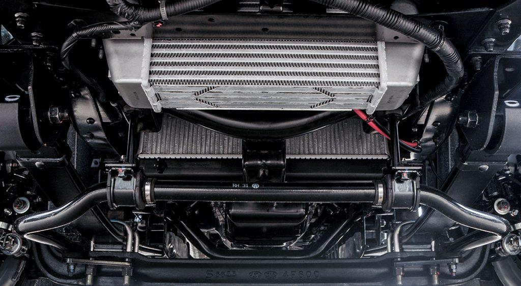 Thanh cân bằng ổn định thân xe Thaco Kia K250