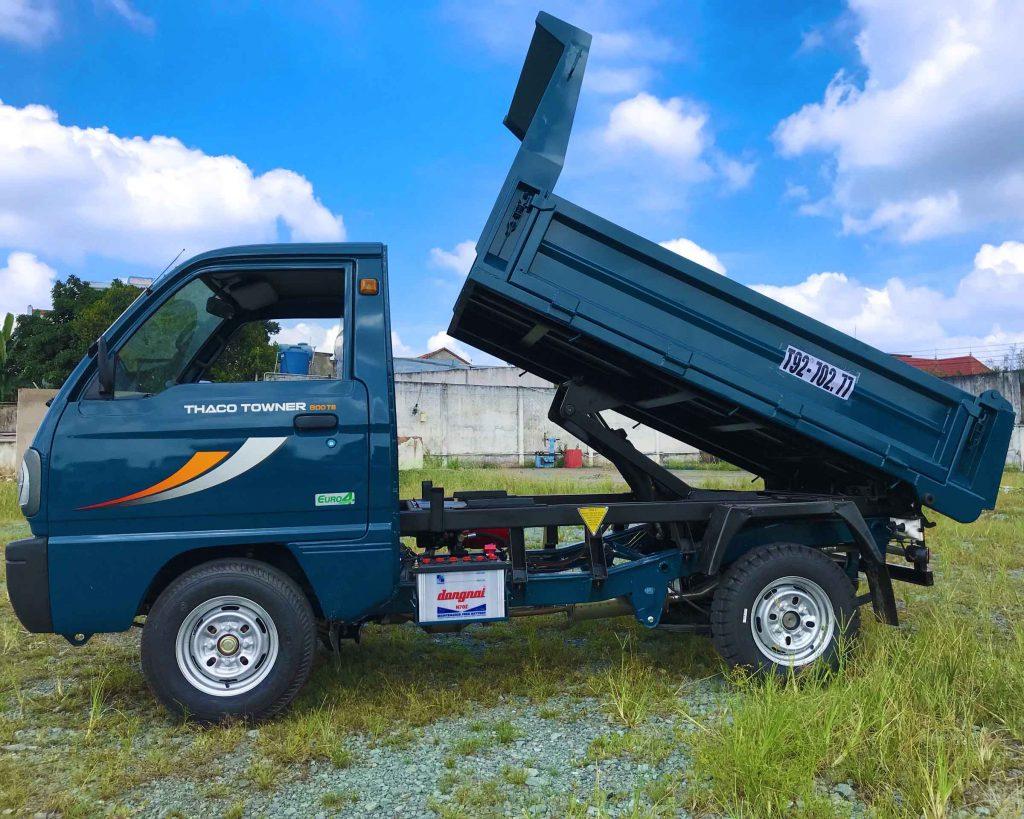 xe-tải-thaco-towner-800-thùng-ben