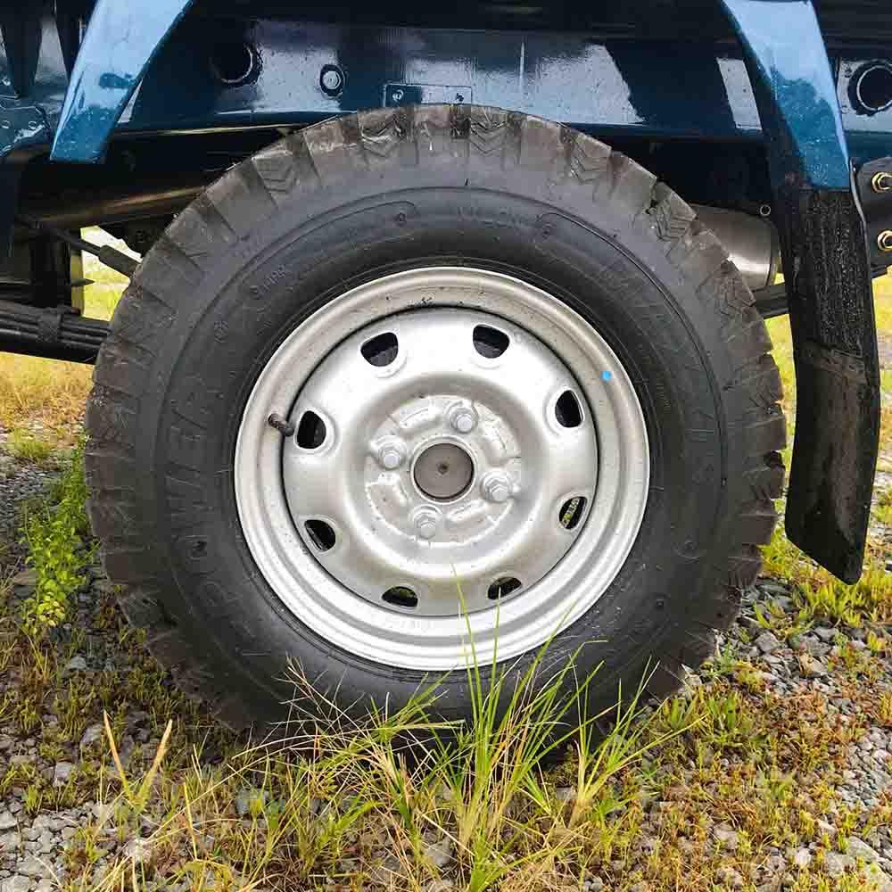 bánh sau xe tải nhỏ thaco towner 990