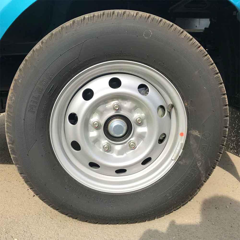 bánh trước xe tải nhẹ thaco kia k200