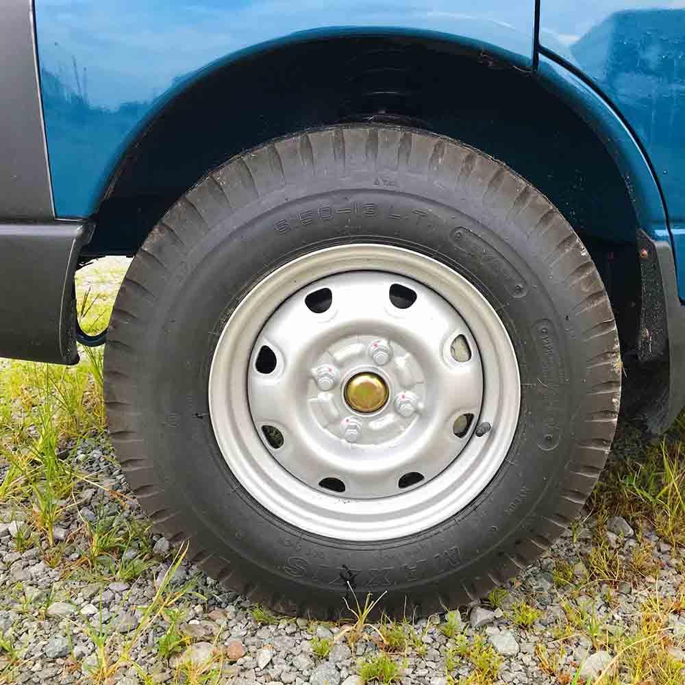 bánh trước xe tải nhỏ thaco towner 990