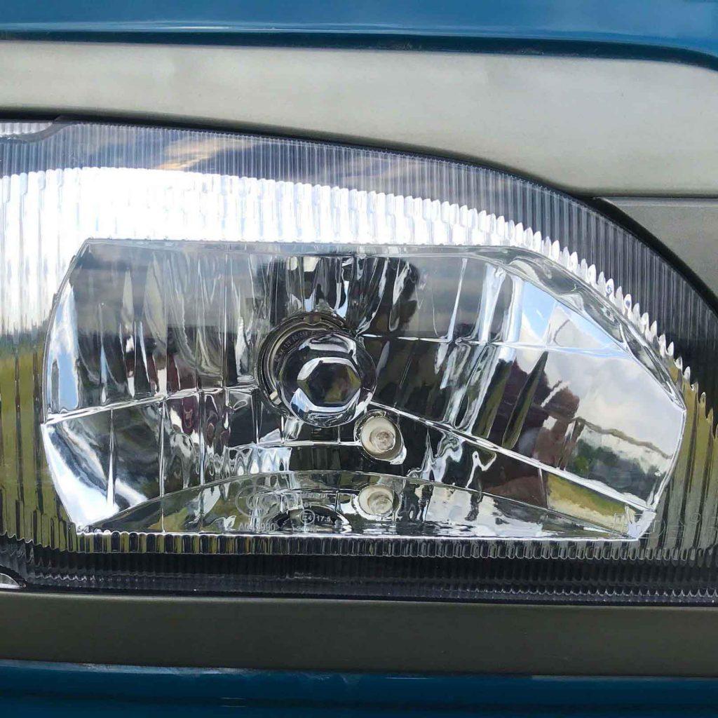 cụm đèn đầu xe tải nhỏ thaco towner 800