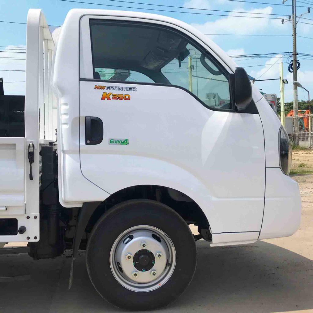 cabin xe tải nhẹ thaco kia k250