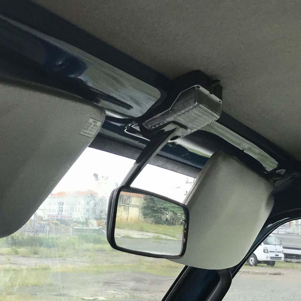 lót trần xe tải nhỏ thaco towner 800