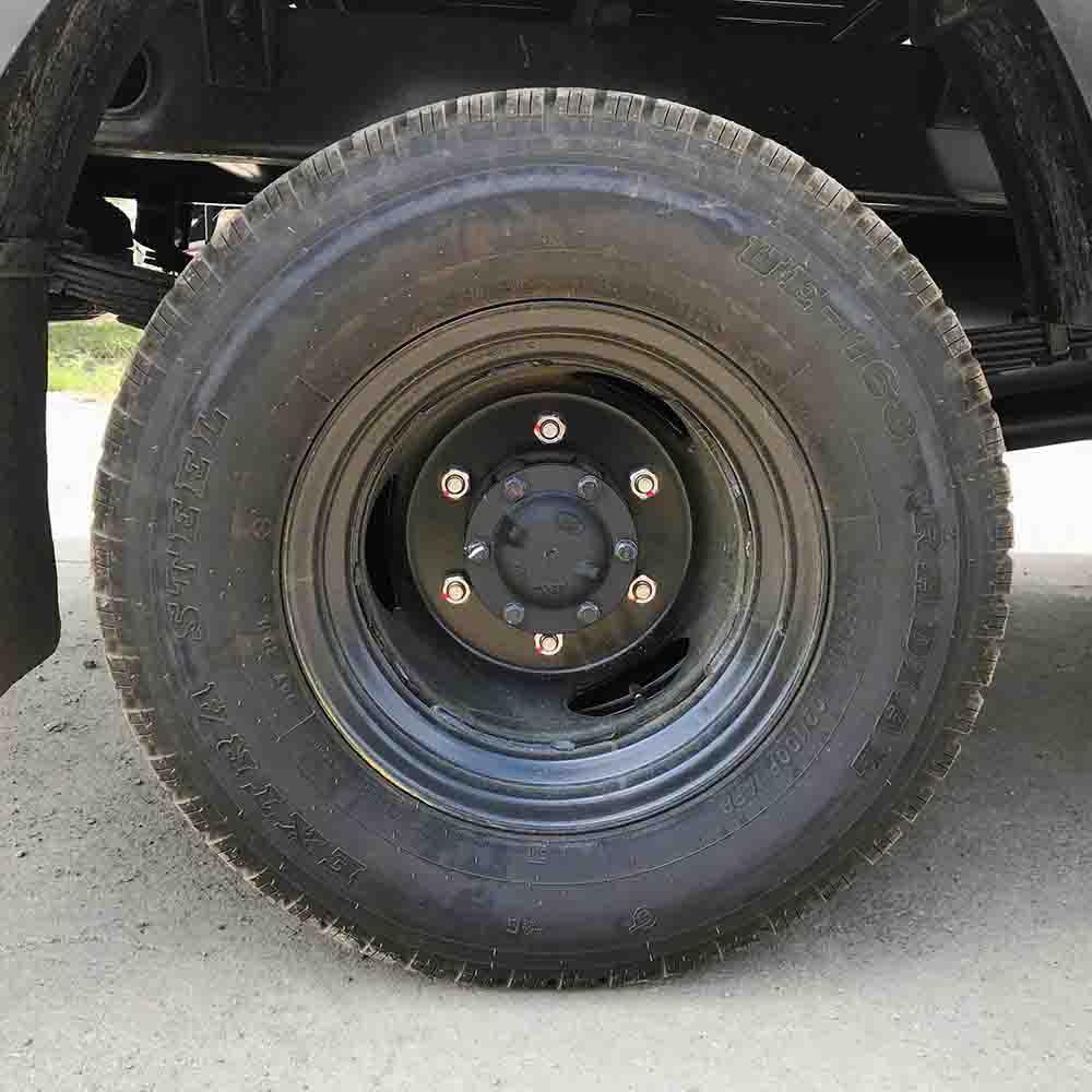 lốp sau xe tải nhẹ thaco kia k250