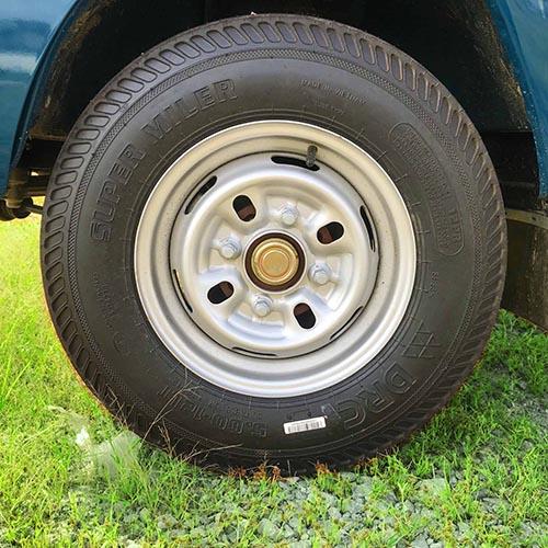 lốp trước xe tải nhỏ thaco towner 800