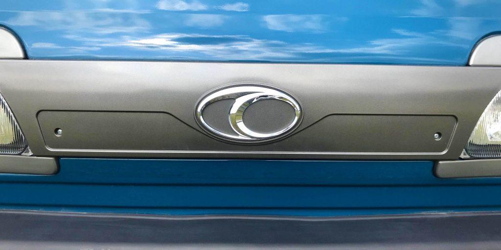 logo và mặt calang xe tải nhỏ thaco towner 800