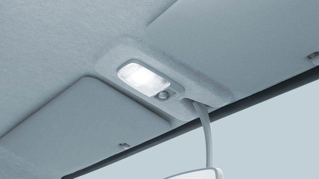 đèn trần xe tải nhẹ thaco fuso canter 4.99