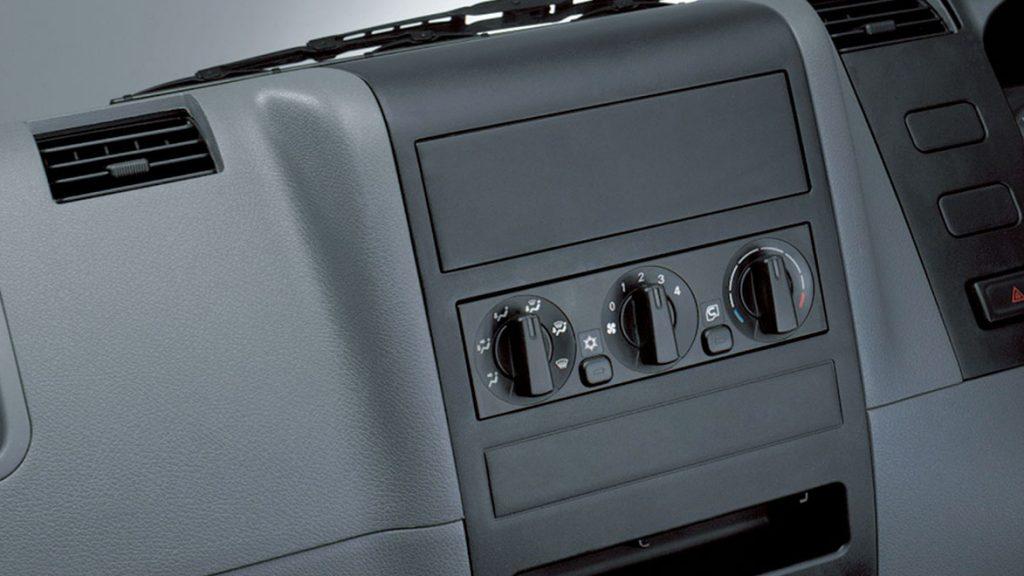 Bảng điều khiển xe tải mitsubishi fuso canter 10.4