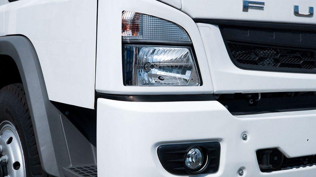 Đèn Halogen xe tải mitsubishi fuso canter 10.4