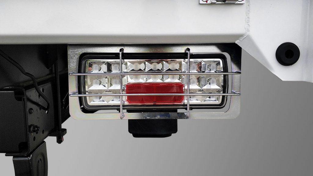 Đèn sau xe tải mitsubishi fuso canter 10.4