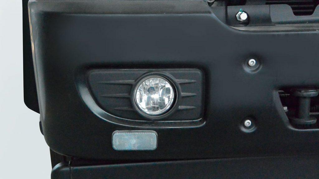 Đèn sương mù xe tải mitsubishi fuso canter 10.4