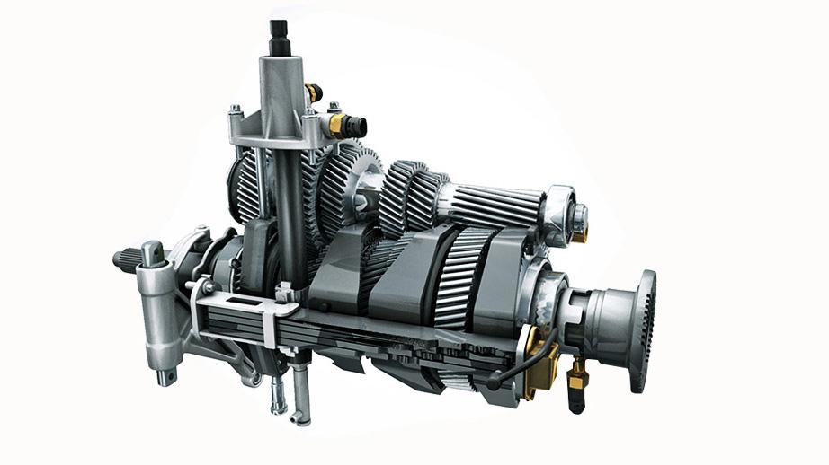 hộp số Mercedes Benz G85-6 xe tải mitsubishi fuso canter 12.8