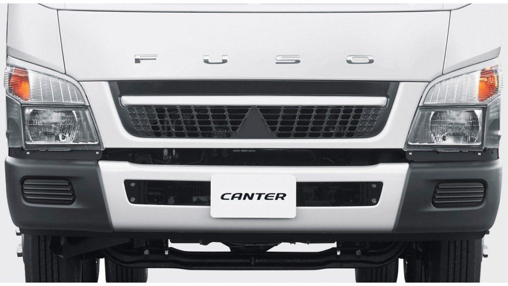 mặt ca lăng xe tải nhẹ thaco fuso canter 4.99