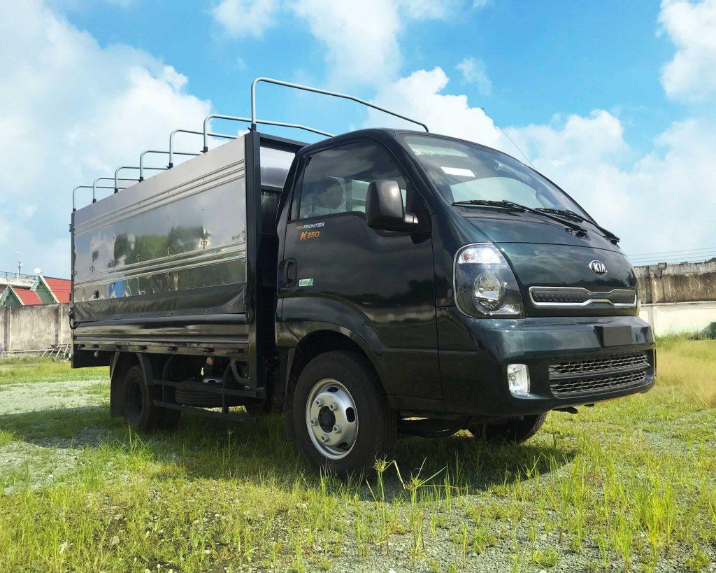 xe tải kia k250 thùng mui bạt bửng
