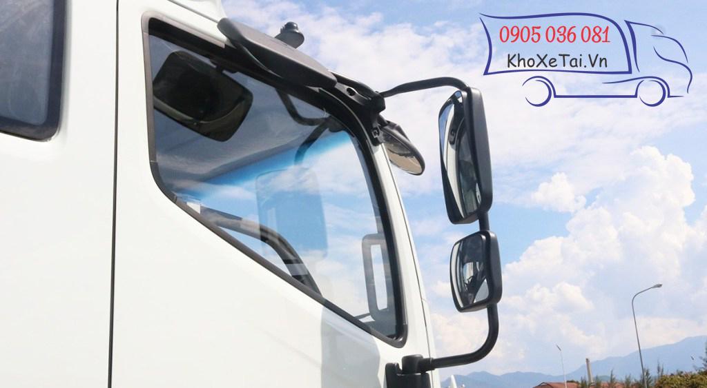 bộ kính chiếu hậu xe thaco c240