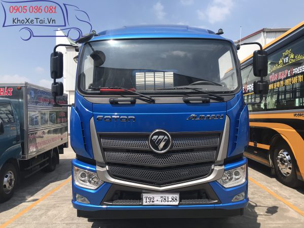 cabin xe auman C240 new Euro4